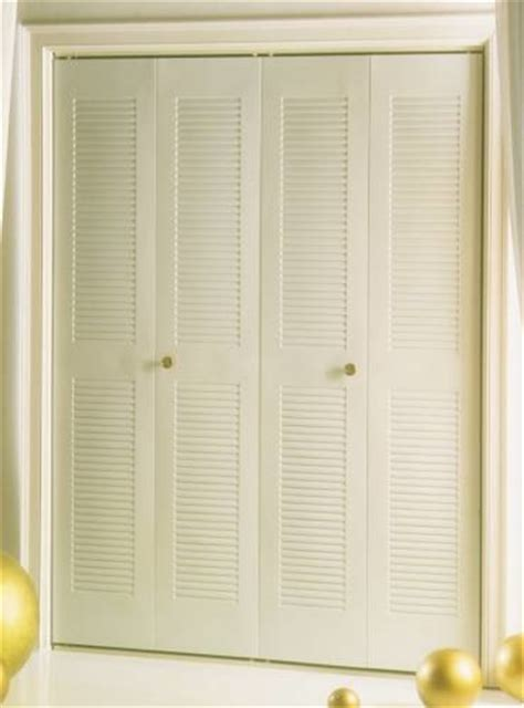 Metal Bifold Closet Doors 24x80 2 Panel Louver Bifold Door Asian Front Doors By Builderdepot Inc