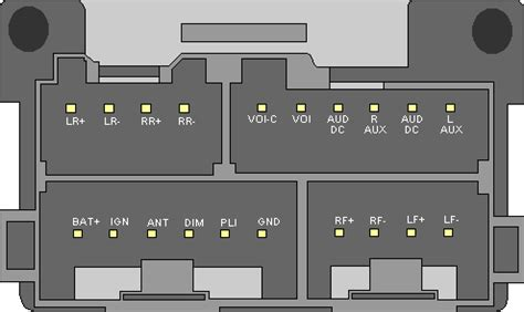 Delco 15071234 Wiring Diagram Delco Bose Wiring Diagram Get Free Image About Wiring
