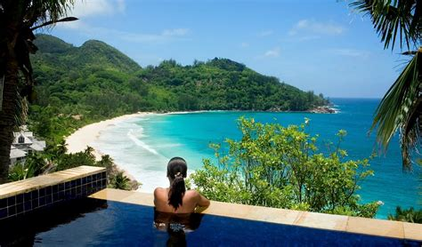 Sychelle Lovely for luxury banyan tree seychelles