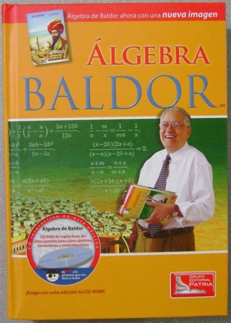 descargar algebra de baldor con solucionario gratis youtube libros aritm 233 tica algebra y trigonometr 237 a baldor 990