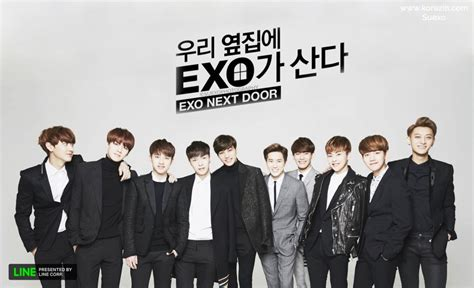 film korea exo next door season 2 quot exo next door quot dizisinin ilk b 246 l 252 m 252 nisan ayında
