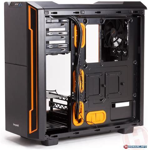 Original Be Silent Base 600 With Window be silent base 600 window orange photos kitguru united kingdom