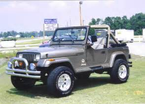 jeep wrangler 1989 automobiles