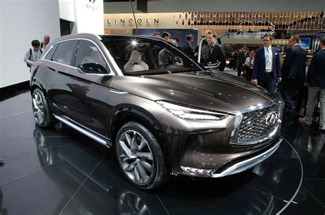 2018 infiniti qx50 to get radical petrol engine autocar