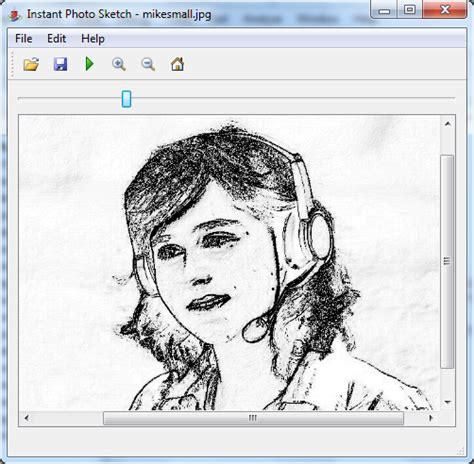 sketch program image to sketch converter free software convert photo