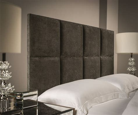 upholstered headboards uk boxed linear upholstered headboard upholstered