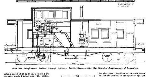 caboose floor plans caboose floor plan from the railroad gazette would make a