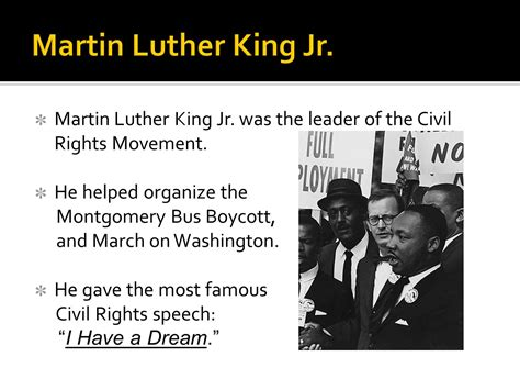 chion martin luther king jr civil rights movement civil rights heroes ss5h8c ppt video online download
