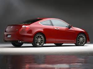 2008 honda factory performance accord coupe rear and