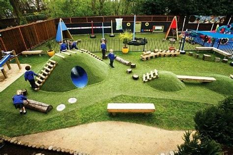 Creative Backyard Playground Ideas by 10 Diy Awesome And Interesting Ideas For Great Gardens 1