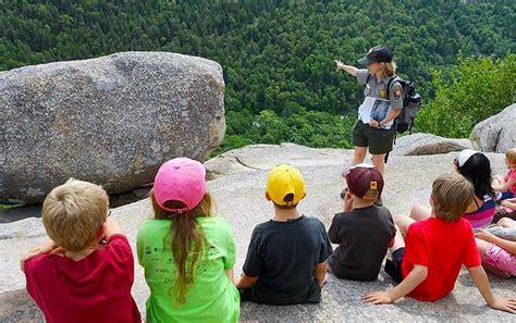 teacher fellowship acadia national park  national