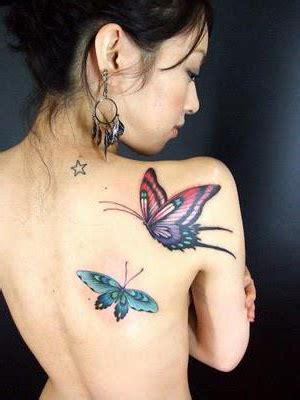 imagenes mujeres mariposas tatuajes mujeres mariposas