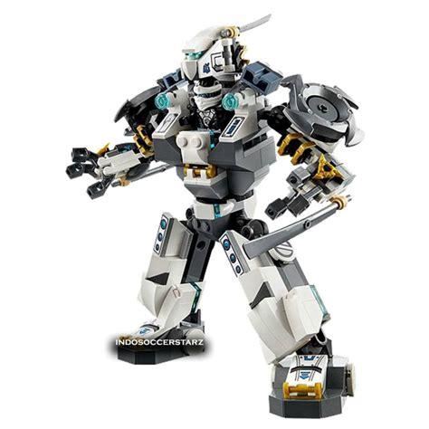 Mainan Lego Kemasan Go jual lego sy 397 ninjago titan mech battle zane s titan