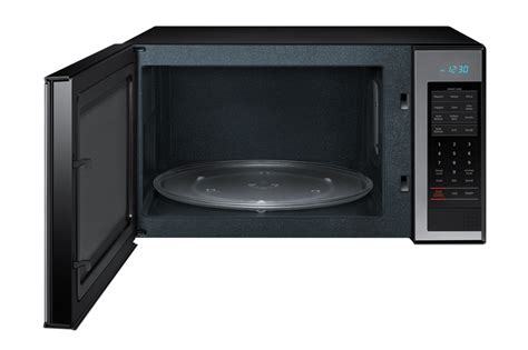 Samsung Microwave Grill samsung mg14h3020cm 1 4 cu ft countertop