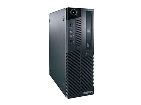 flux capacitor ghz lenovo m90p intel i5 3 2ghz sff desktop
