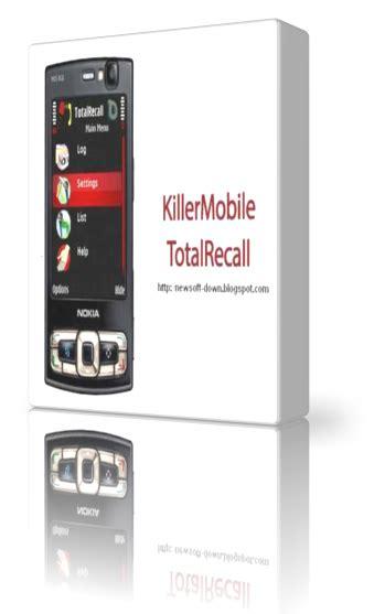 killer mobile total recall killermobile totalrecall 5 6 symbian s60 v3 s60 v5