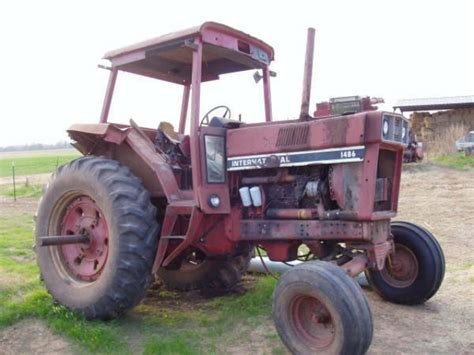 Search For International International Harvester Ih 1486 Salvage Tractor At Bootheel Tractor Parts