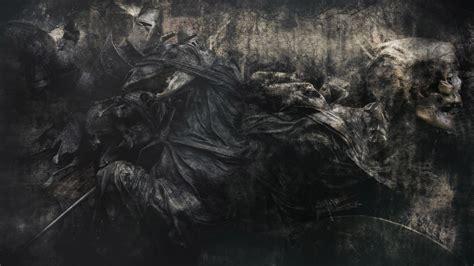 wallpaper black death dark skull skulls evil skeleton reaper grim horror dead