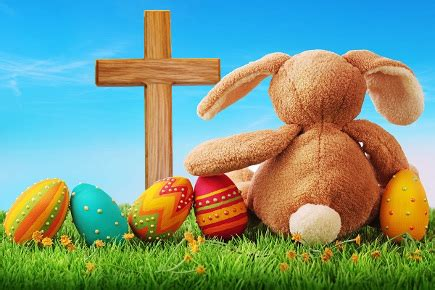 why easter eggs at easter easter eggs bunnies and the resurrection redoubt news