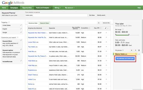 adsense keywords planner google to shut down adwords keyword tool replaced by