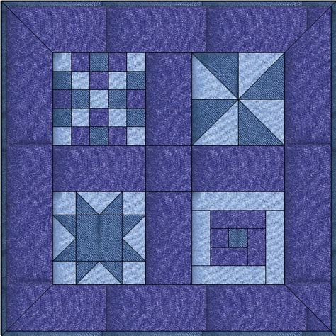 Basic Patchwork - quilting buttercup how to make a basic patchwork sler