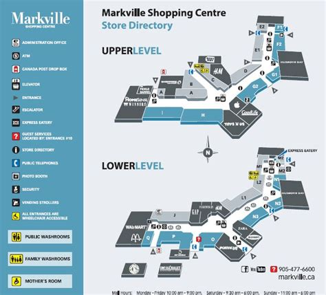 Markville Mall Floor Plan | markville mall floor plan markville mall floor plan