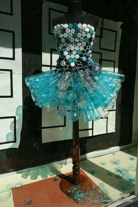 vestido con material reciclado vestido con material reciclado catrinas pinterest