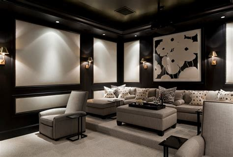 home theater interiors choosing the right option for your entertainment room