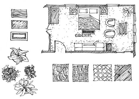 drawing of floor plan sketch floor plan idolza