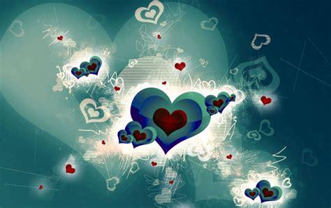 imagenes en 3d de corazones fondo pantalla corazones