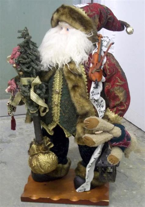santa clause decoration world style santa claus decoration