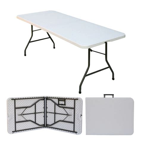 Plastic Folding Table by Complete Kits Ready To Ship Or Customized Kits To