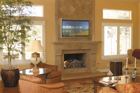 how to safely and cost effectively install a tv above your