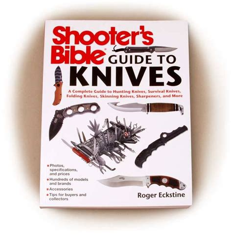 guide to knives shooter s bible guide to knives agrussell