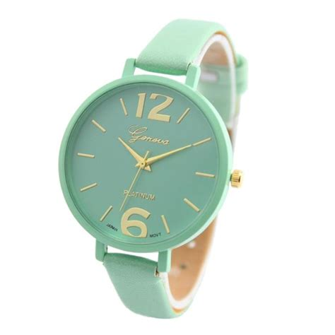 Beste Armbanduhr by Best Mens Watches Geneva Fashion Luxury Quartz