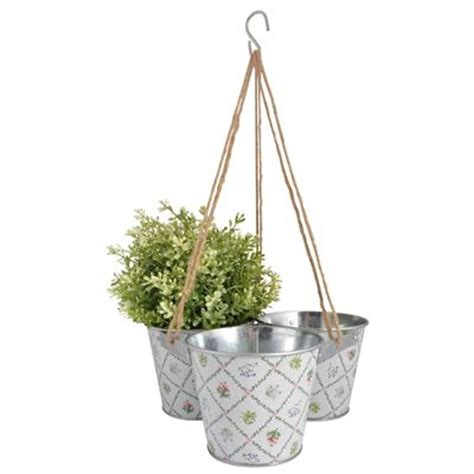 vasi da appendere set 3 vasi da appendere botanicae arttedbt035 html bavicchi