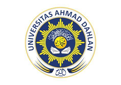 logo universitas ahmad dahlan corel kado wisudaku