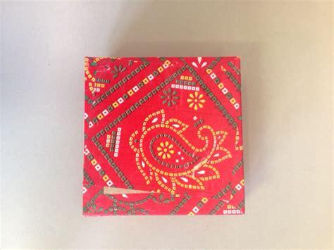 decorative mithai boxes decorative red bandhani mithai box w paper wholesale