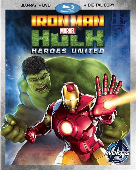 marvel ironman and hulk in film iron man and hulk heroes united marvel comics database