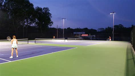 city serves    tennis court public works magazine