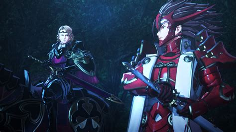 Nintendo Switch Emblem Warriors emblem warriors gets gameplay trailer showing xander and ryoma s co op attack on switch