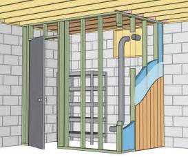 basement cold room design organizing cold rooms order in the house