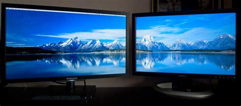 Multi Monitor dual monitors with a hackintosh bassheadtech