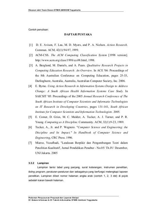 cara penulisan skripsi pdf contoh skripsi teknik informatika pdf writer unbound
