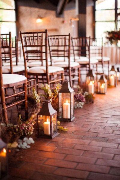 lanterns wedding ceremony flower ideas popsugar