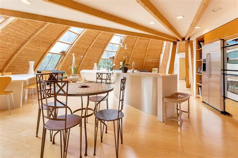 dome home interior design eco friendly rotating dome country retreat idesignarch interior design architecture