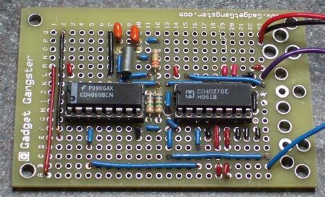 Oscilator 32768 Khz diy 1hz time base hacked gadgets diy tech