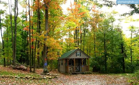 Secluded Cabin Rentals In Virginia by Cabin Cing In West Virginia