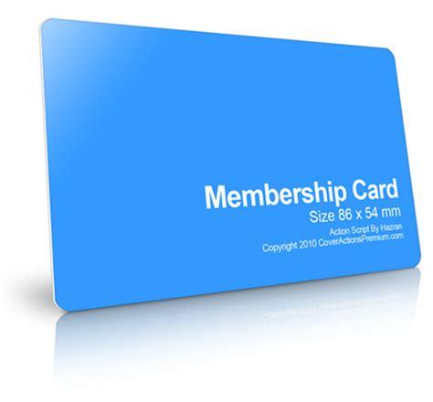 Free Membership Card Template Psd by Membership Card Psd Template 28 Images Membership Card