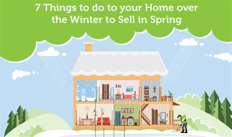 7 important things home sellers often forget to do 7 things to do to your home over winter to sell in spring